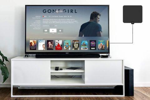 Viewtek Amplified HDTV Antenna: Inexpensive But Unimpressive | Tom's
