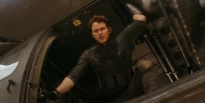 Chris Pratt Is Hyped, Says 'There's A Reason Amazon Paid A Butt Load Of Money' For New Film The Tomorrow War