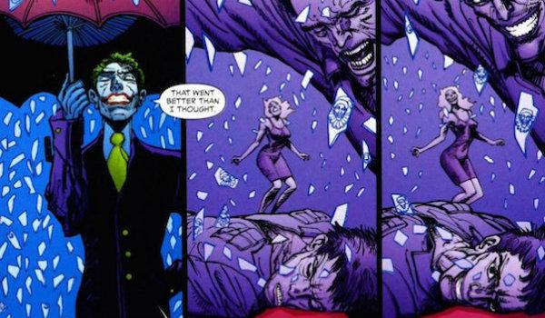 Joker Glass