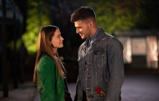 Lily McQueen and Romeo Quinn