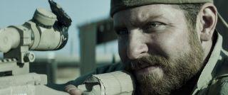 Bradley Cooper takes aim