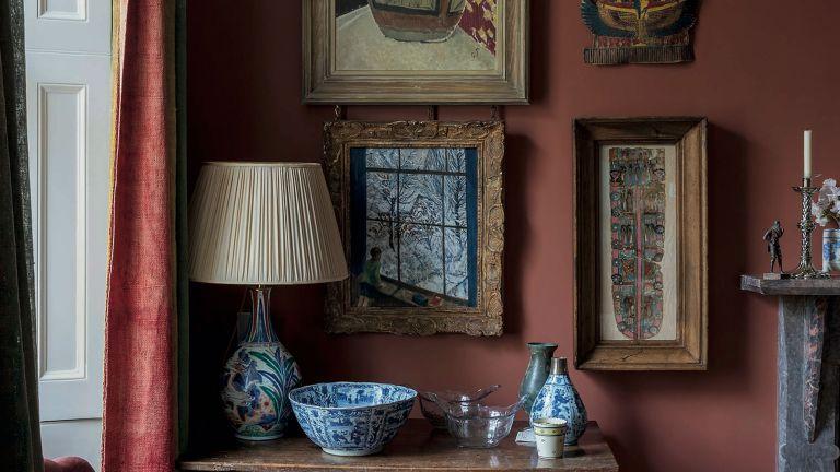 designer homes: british designers at home robert kime