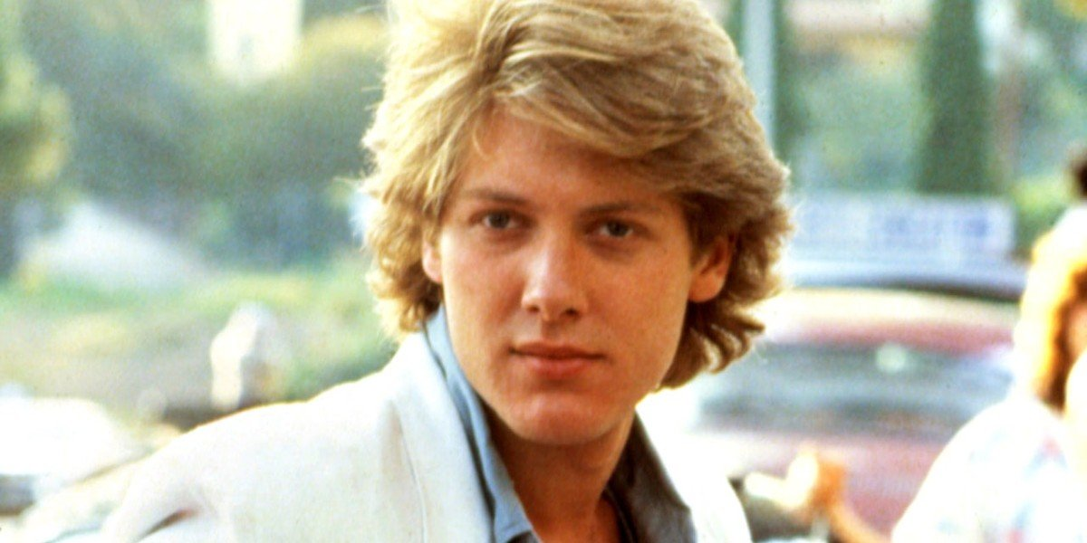 James Spader as Stef in Pretty in Pink