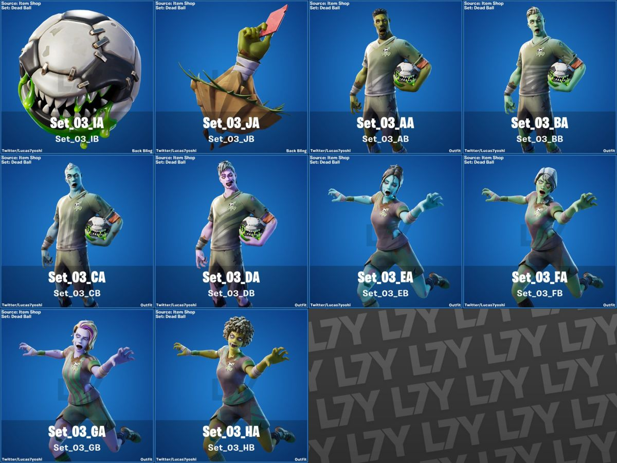 Wows Halloween 2020 Skins The best Fortnite Halloween skins | PC Gamer