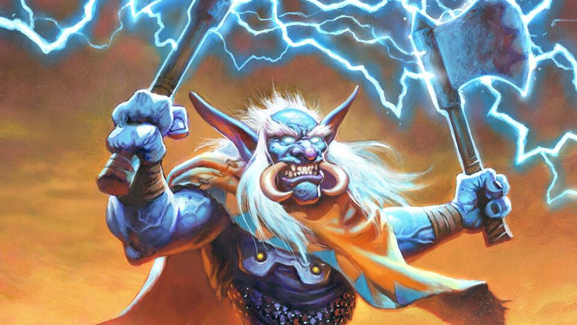 We've got 10 copies of Hearthstone's Forged in the Barrens Mega Bundle to give away