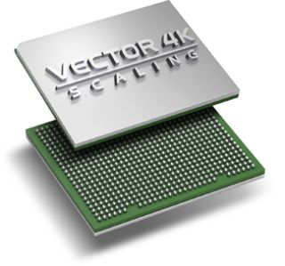 Extron Introduces Vector 4K Scaling Technology
