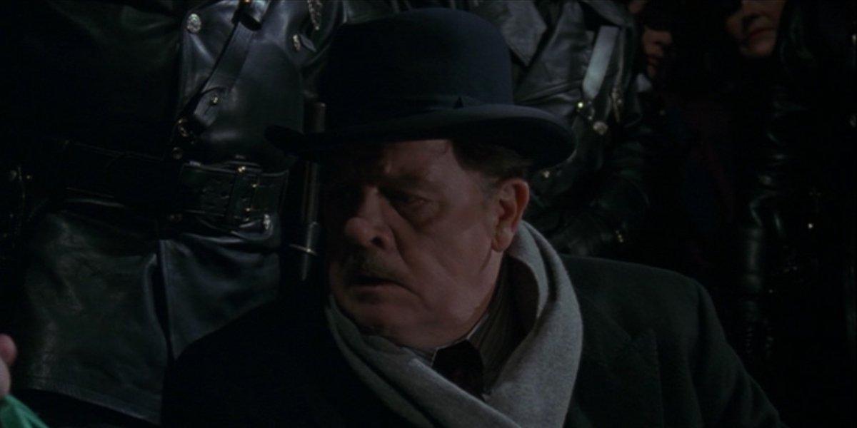 Pat Hingle as Commissioner James Gordon in Batman
