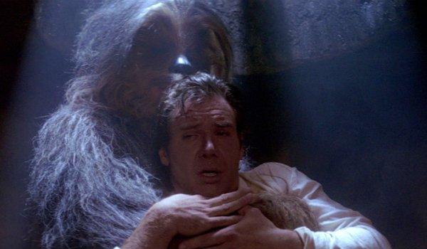 Chewbacca Han Solo Return of the Jedi
