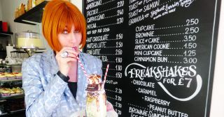 Mary Portas gets another taste of Britain's latest shopping trends