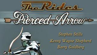 The Rides: Pierced Arrow album artwork