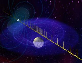 Most Massive Neutron Star Breaks Cosmic Record