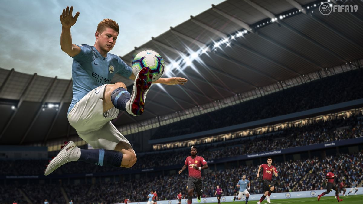 FIFA 19 will feature three new, never-seen-before game modes