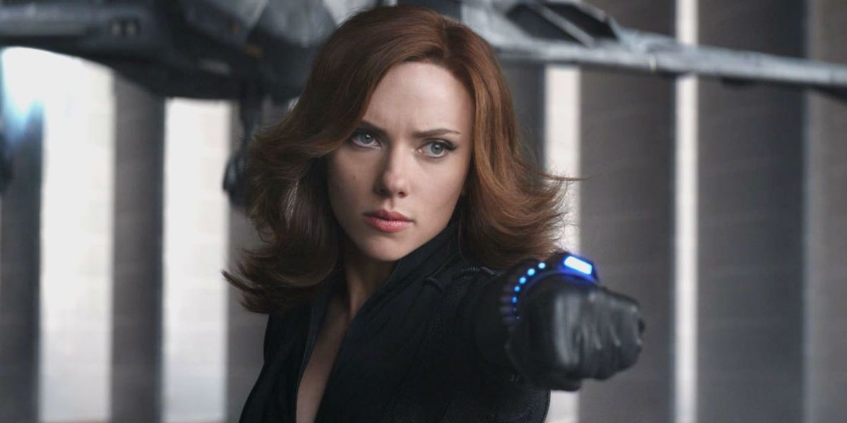 How Marvel's Kevin Feige Is Reportedly Responding To Scarlett Johansson's Black Widow Drama