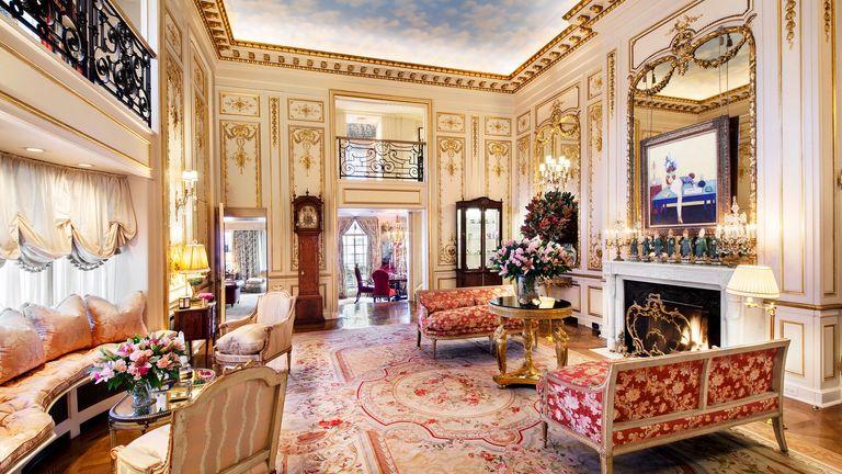 Inside Joan Rivers's penthouse