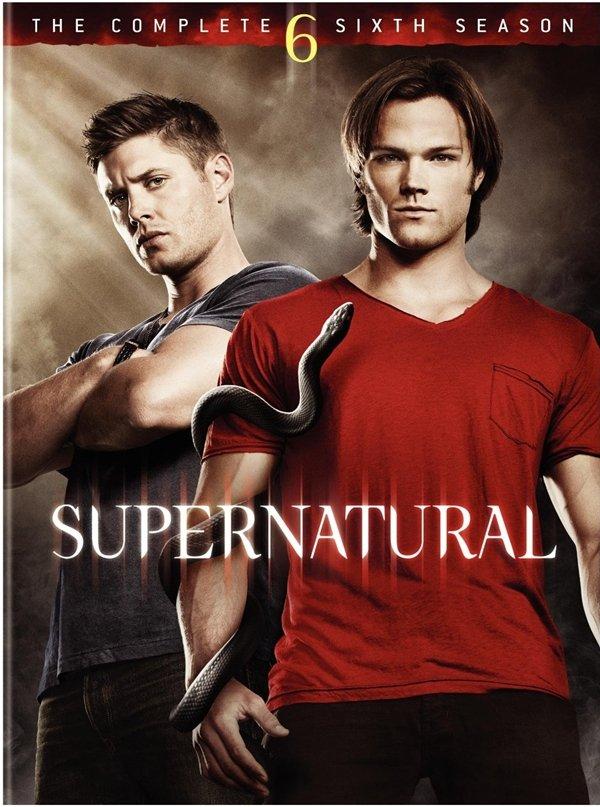 Supernatural Season 6 Comes Home This September #18271