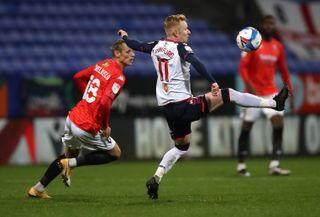 Bolton Wanderers v Salford City – Sky Bet League Two – University of Bolton Stadium