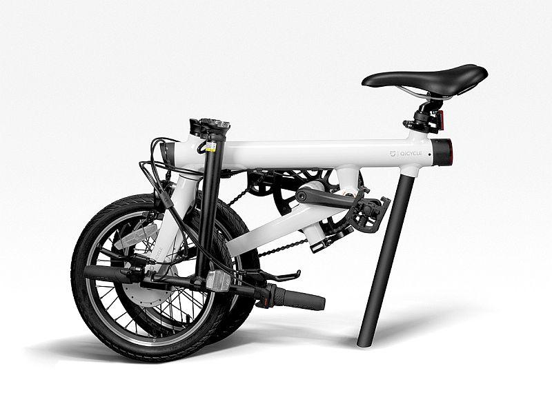 Xiaomi Qicycle The Cheap 7kg Carbon Fibre Electric