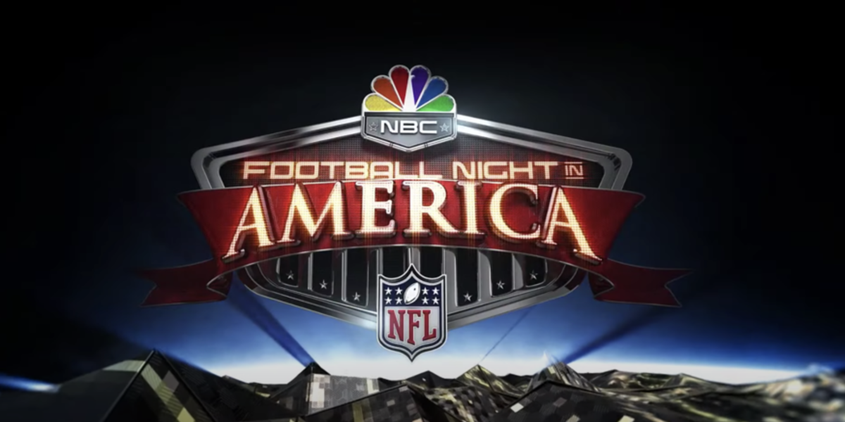 sunday night football screenshot nbc