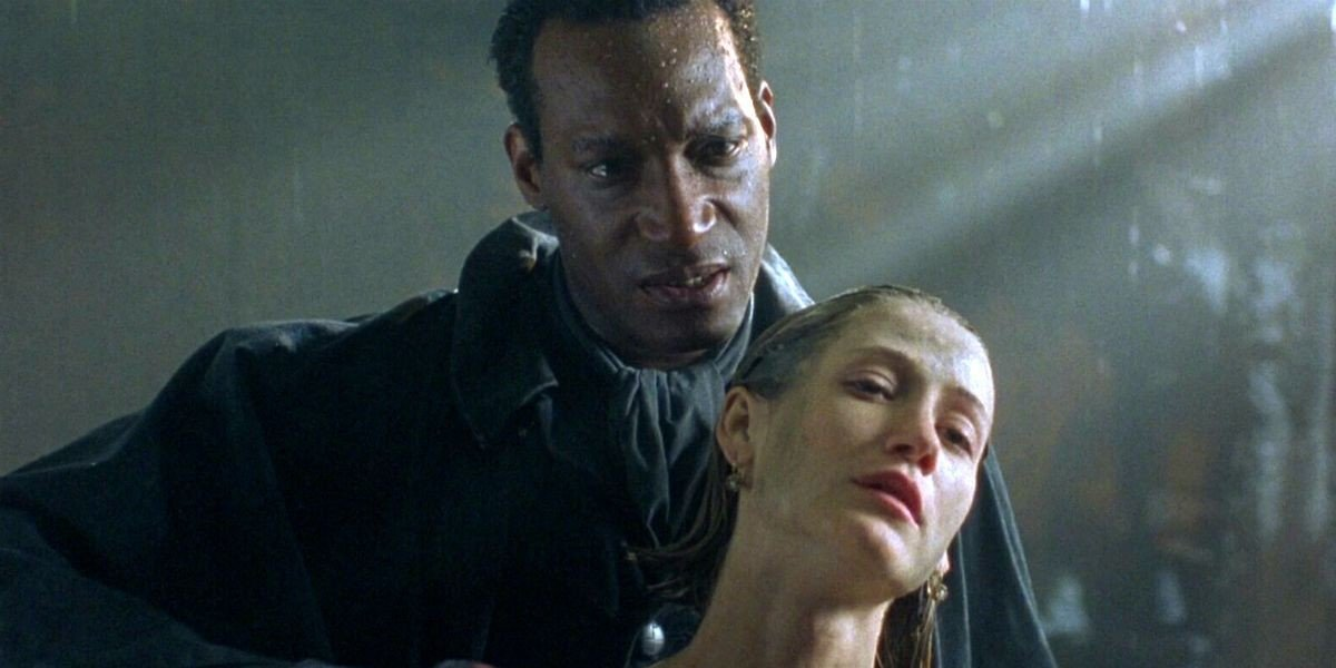 Tony Todd looking sinister