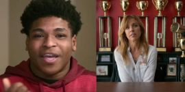Netflix's Cheer Coach Responds To Co-Star's Arrest On Child Pornagraphy Charges