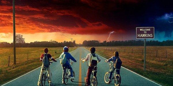 Stranger Things 2 promo art