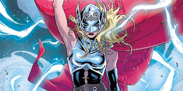 Natalie Portman Is Returning To The MCU To Play Female Thor
