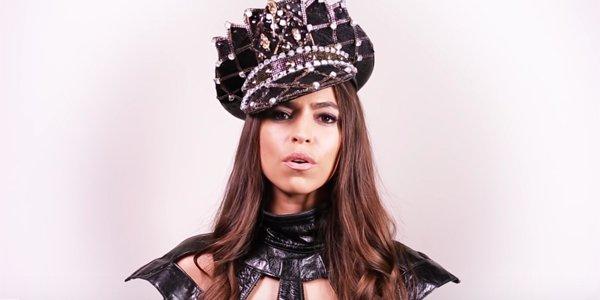 Antonella barba screenshot from music video