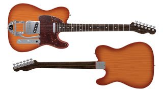 Fender Mod Shop Telecaster with Bigsby