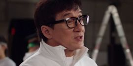 Production On Jackie Chan's New Movie Was Impacted By A Mudslide