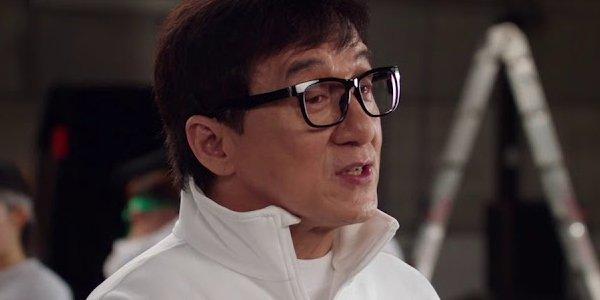 Jackie Chan Ninjago