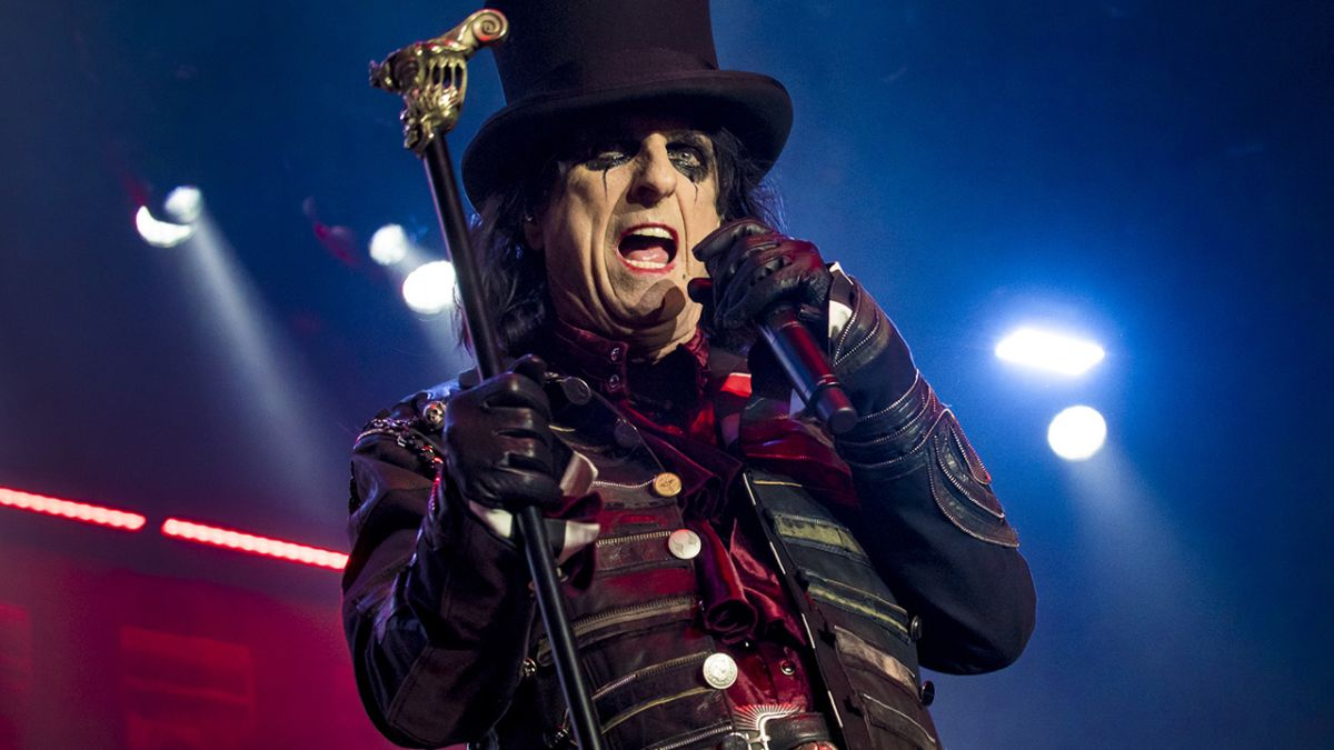 Alice Cooper: I always looked at Metallica as being THE metal band