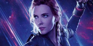 Black Widow's Endgame poster