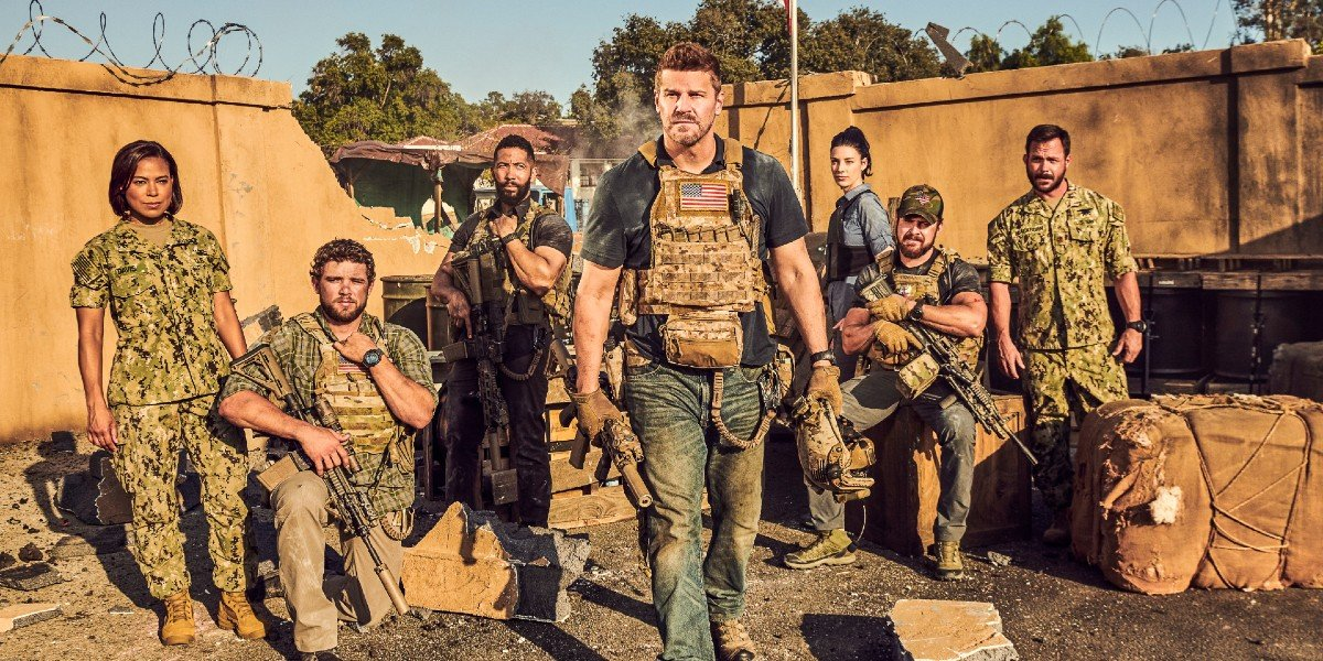 SEAL Team Is Losing A Series Regular For Season 4, But There's Good News