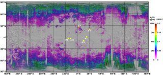 Moon water flow chart