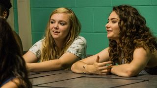 An image from Eighth Grade - one of the best movies on Amazon Prime Video