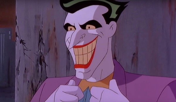 Mark Hamill's Joker in Batman: Mask of the Phantasm