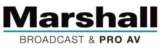 Marshall Offers Single-Cable-to-Camera Solutions at InfoComm