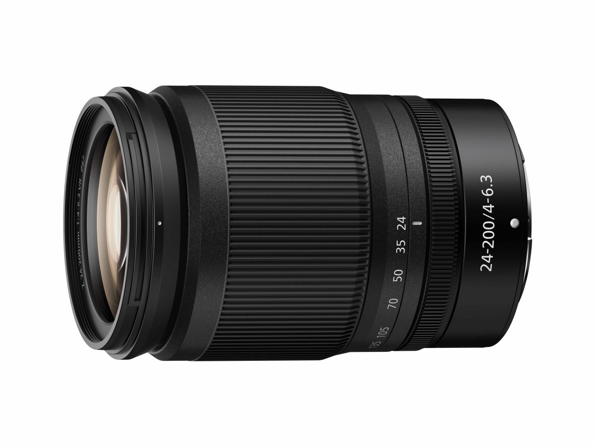 Nikon Z 24-200mm f/4-6.3 VR is full-frame superzoom… and it's stabilized!