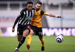 Joe Willock - Newcastle United
