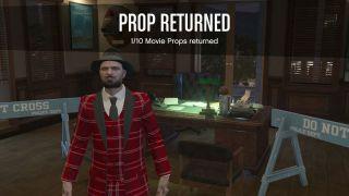 GTA Online Solomon Movie Props
