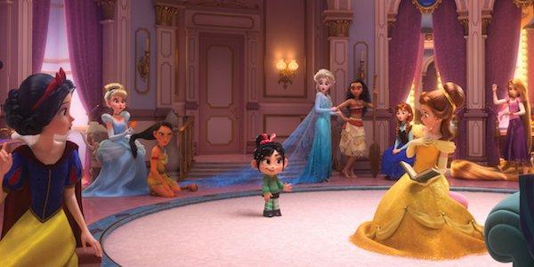 Disney Princesses Wreck-It Ralph 2 Ralph Breaks The Internet Vanellope
