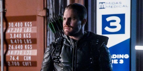 arrow season 7 oliver queen stephen amell the cw
