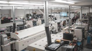 Ross Video manufacturing