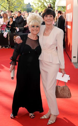 Babs: I left because they 'killed off' Larry Lamb