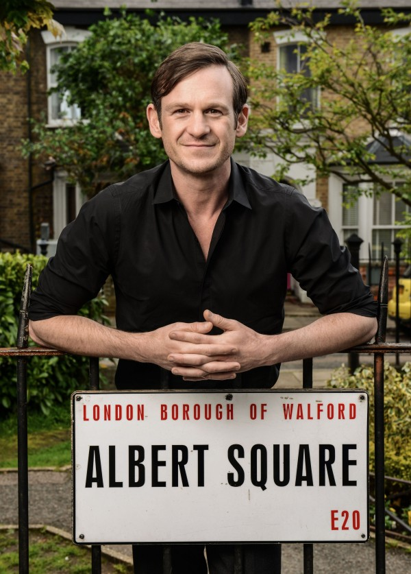 EastEnders exec producer Dominic Treadwell-Collins (BBC)