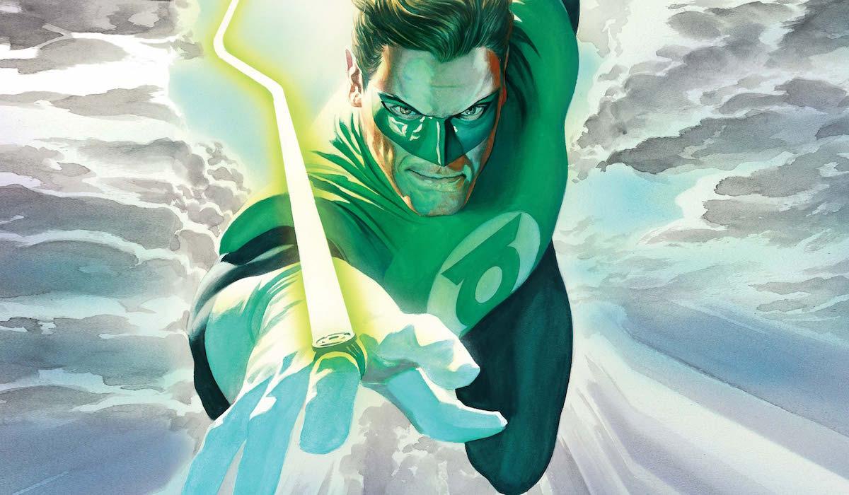 Hal Jordan DC Comics