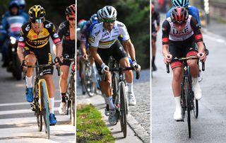 Alaphiliippe Roglic Pogacar Lombardia 2021 riders to watch