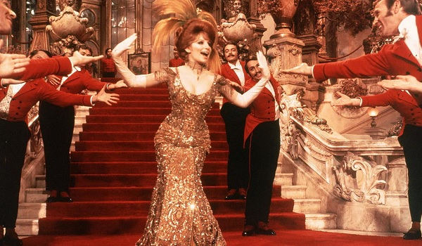 Hello Dolly Barbara Streisand big number
