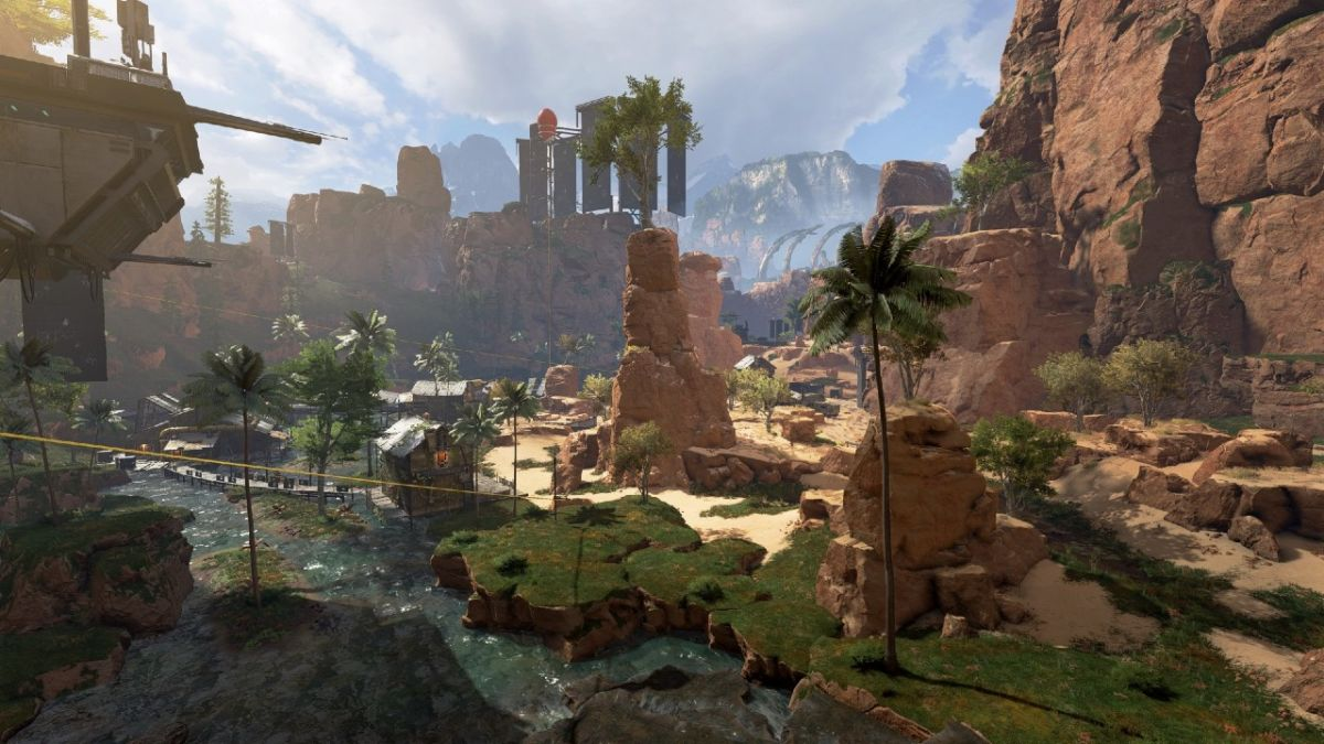 Kings Canyon is back in Apex Legends (but only for the weekend)