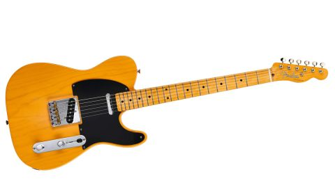 Fender Vintera 50s Telecaster Modified review | MusicRadar on